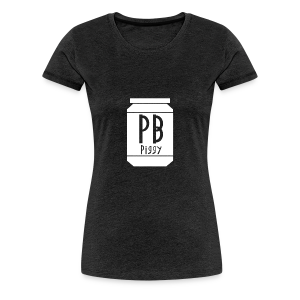 PBPiggy Premium T-Shirt (Womans) - Women's Premium T-Shirt