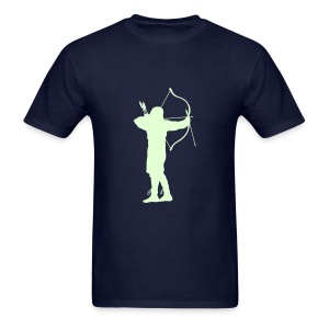 Glow Archer - Men's T-Shirt