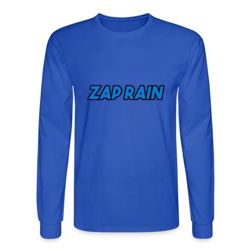 Zap Rain Men's Long Sleeves - Men's Long Sleeve T-Shirt