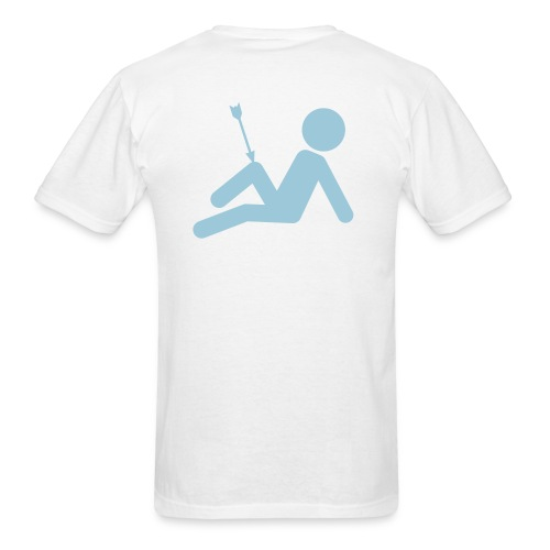 I once Took an Arrow to the Knee - Men's T-Shirt