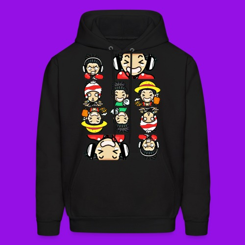 KingDakarai Men's Hoodie - Men's Hoodie
