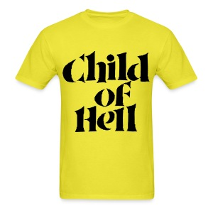Child Of Hell - Men's T-Shirt