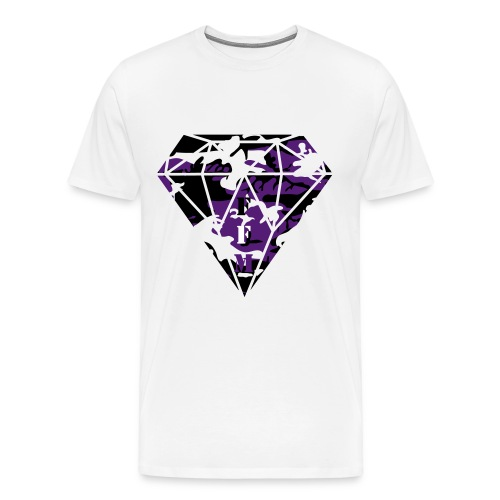 FFM Diamond - Men's Premium T-Shirt