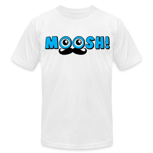 MUSTACHE for MEN  - Men's Fine Jersey T-Shirt