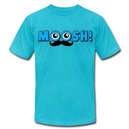 MUSTACHE for MEN  - Men's Fine Jersey T-Shirt
