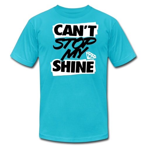 The ILLest t-shirt Cant Stop My Shine - Men's Fine Jersey T-Shirt
