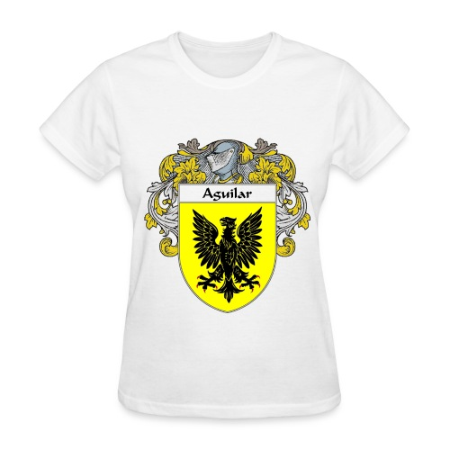 Aguilar Coat of Arms/Family Crest - Women's T-Shirt