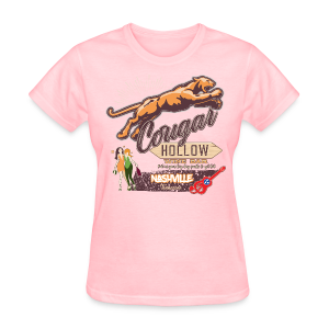 Cougar Hollow Wine Bar T-Shirts - Women's T-Shirt