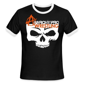 Baseball Anarchy - Men's Ringer T-Shirt