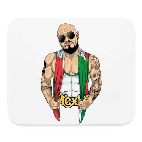 mouse pad Starks - Mouse pad Horizontal