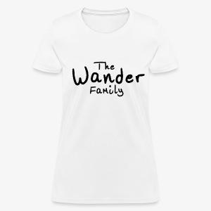 Wander Family - Women's T-Shirt