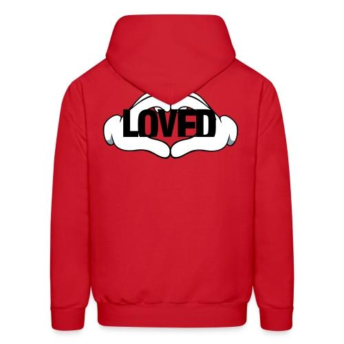 Loved Sweatshirt - Men's Hoodie