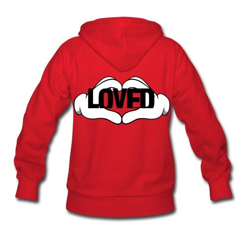 Loved Sweatshirt - Women's Hoodie