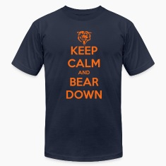 Keep Calm and Bear Down T-Shirts
