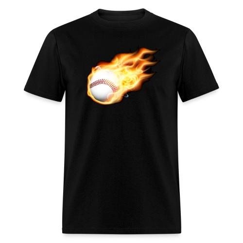 flames - Men's T-Shirt