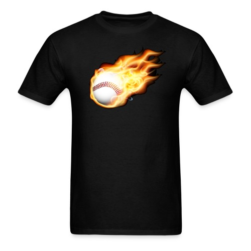 flames - Men's T-Shirt