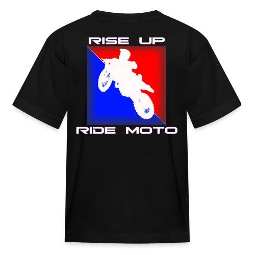 Kids - Rise up - Kids' T-Shirt
