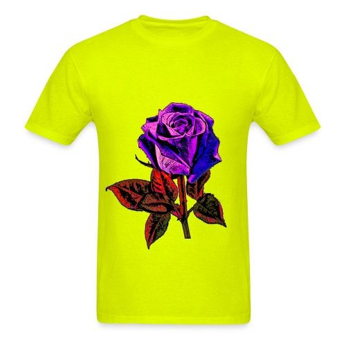 Blue rose T-Shirts - Men's T-Shirt