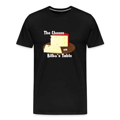 Bilbo's Cheese - Men's Premium T-Shirt