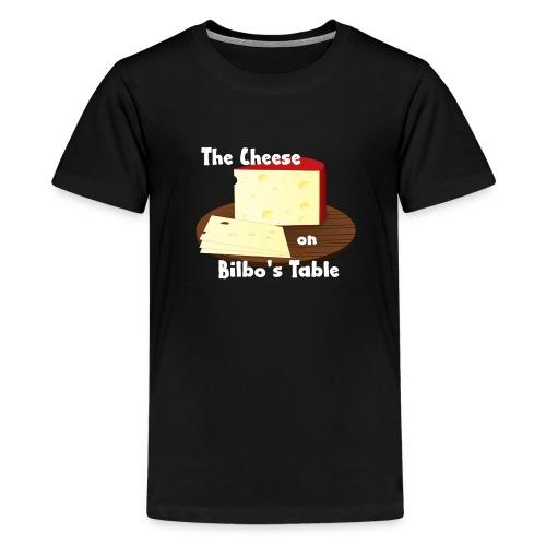 Bilbo's Cheese - Kids' Premium T-Shirt
