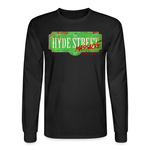 Men's Long Sleeve T-Shirt - Men's Long Sleeve T-Shirt