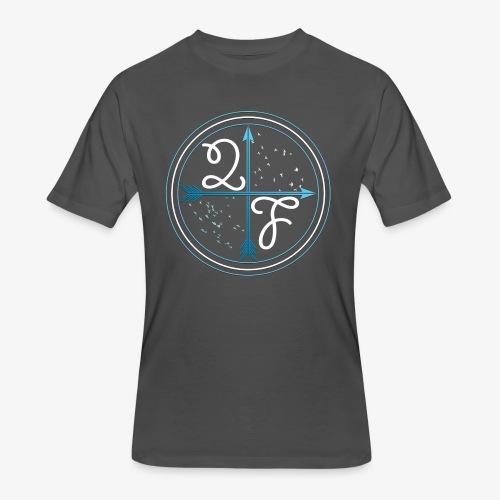 2F Tee - Men's 50/50 T-Shirt