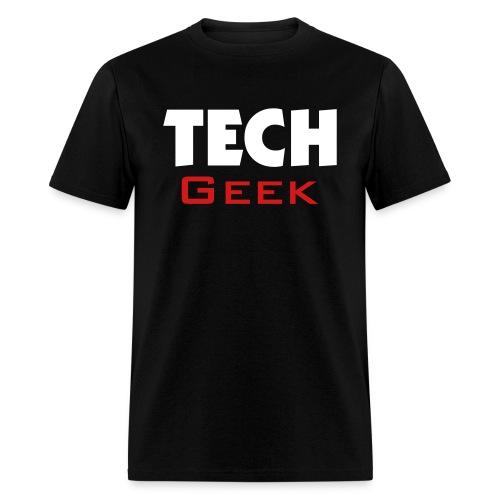 Men's Tech Geek - Men's T-Shirt