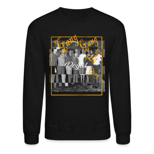 Royal Gang Shirt  - Crewneck Sweatshirt