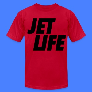 Jet Life T-Shirts - stayflyclothing.com - Men's T-Shirt by American Apparel