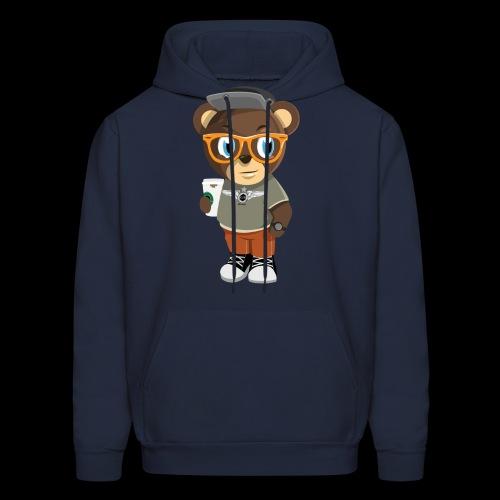 Pook The Bear - Men's Hoodie