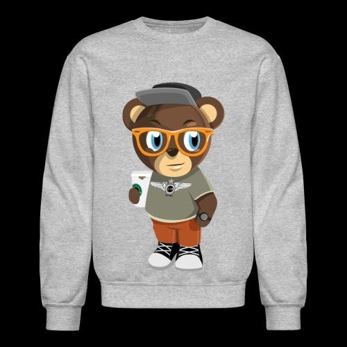 Pook The Bear - Crewneck Sweatshirt