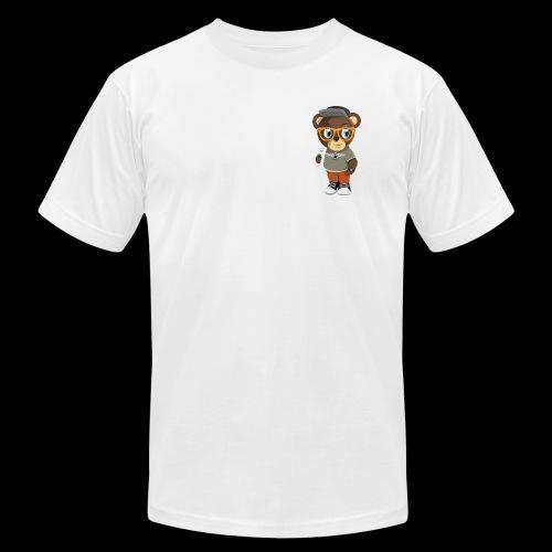 Pook The Bear - Men's Fine Jersey T-Shirt