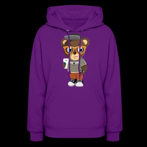 Pook The Bear - Women's Hoodie