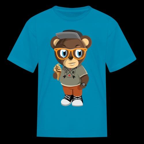 Pook The Bear: Kids - Kids' T-Shirt