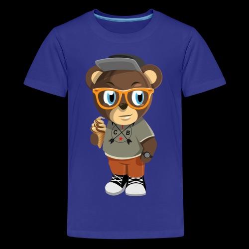 Pook The Bear: Kids - Kids' Premium T-Shirt