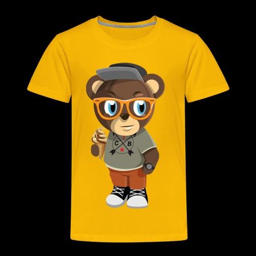 Pook The Bear: Kids - Toddler Premium T-Shirt