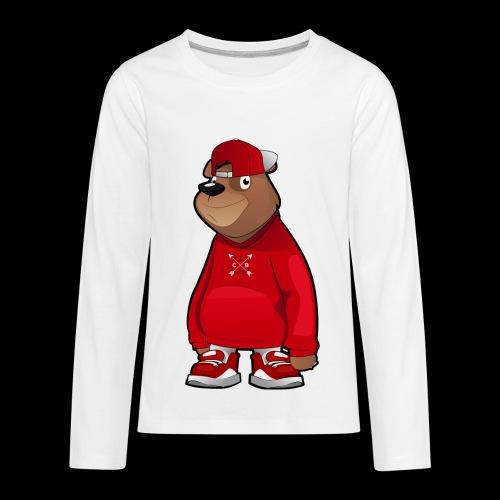 Freddie The Bear: Kids - Kids' Premium Long Sleeve T-Shirt