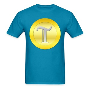 Terracoin - Men's T-Shirt