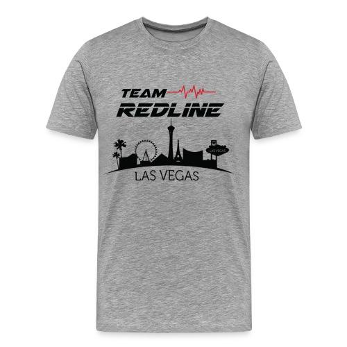 Redline Vegas Mens Shirt - Men's Premium T-Shirt