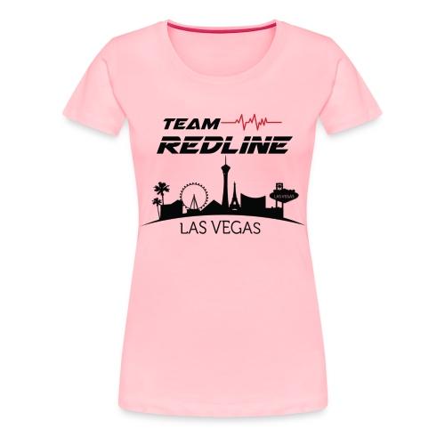 Redline Vegas Womens Shirt - Women's Premium T-Shirt