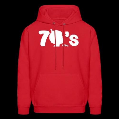 70's Baby - Men's Hoodie