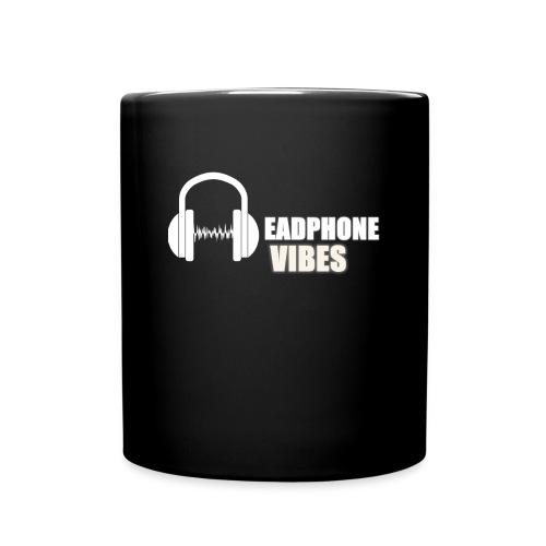 HEADPHONE VIBES COFFEE MUG - Full Color Mug
