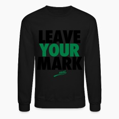 Leave Your Mark Men's Shoes Long Sleeve Shirts