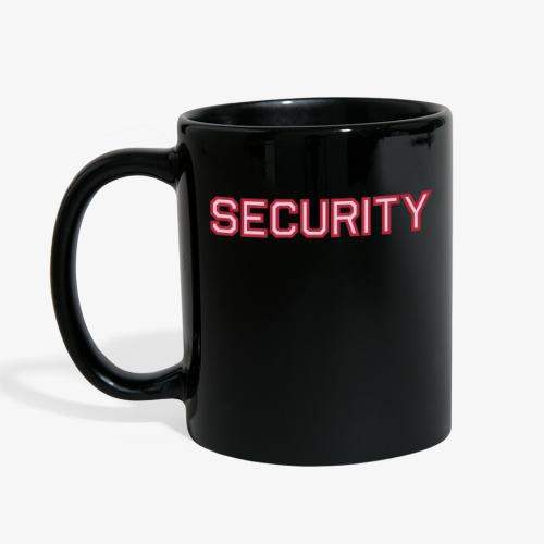 Security - Full Color Mug