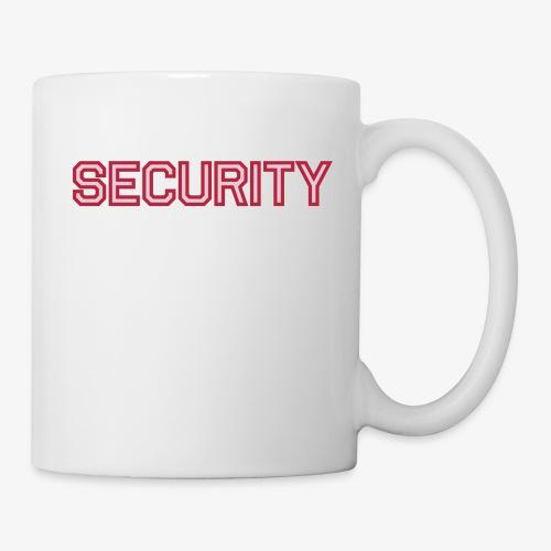 Security - Coffee/Tea Mug