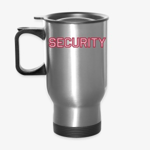 Security - Travel Mug