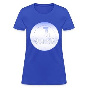 1 Dashcoin - Women's T-Shirt