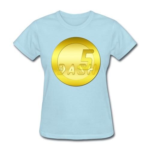 5 Dashcoin - Women's T-Shirt
