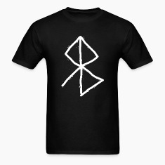 Peace - Viking Symbol  A Rune based symbol meaning