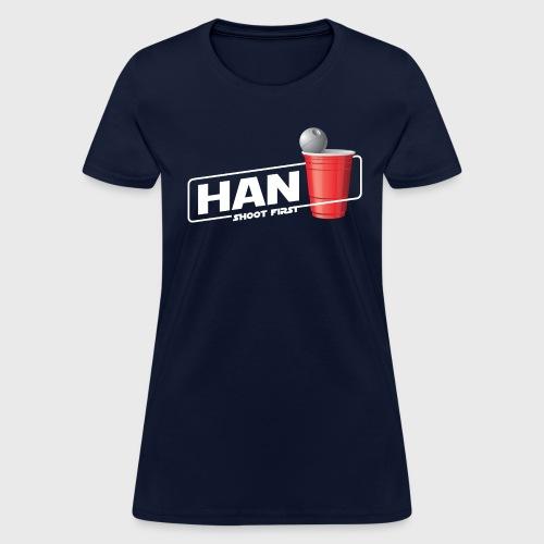Han Solo Cup - Women's T-Shirt